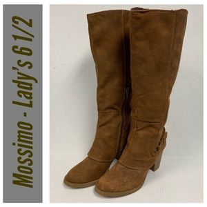Mossimo Knee High Boots